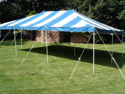 Tent Rental - Party Canopy