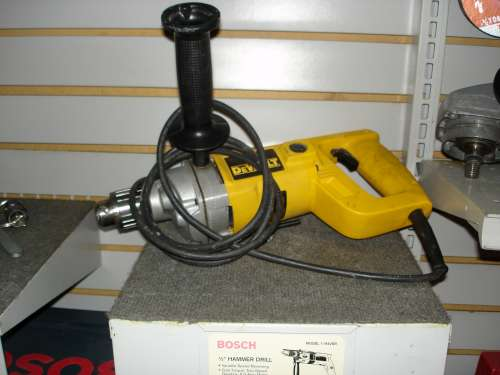 "Drill, 1/2"" electric"