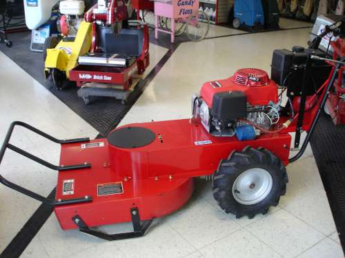 "Mower, High Grass 24"" 'Billy Goat'"