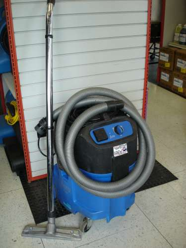 Vacuum, Canister, 13 gal Wet/Dry